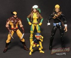 "THE UNCANNY X-MEN - MARVEL UNIVERSE 3.75"" TEAM PACK FIGURES // Marvelicious Toys - The Marvel Universe Toy & Collectibles Podcast"