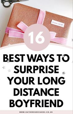 Long Distance Relationship Gifts, Long Distance Gifts, Relationship Tips, Surprise Boyfriend Gifts, Birthday Surprise Boyfriend, Cute Anniversary Ideas, Anniversary Gifts, Birthday Quotes For Girlfriend, Long Distance Birthday