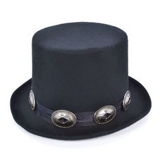 93b594476ba Slash Style Top Hat If you ve ever fancied looking like Slash from Guns N   Roses then now s your chance! A quick and easy fancy dress idea.