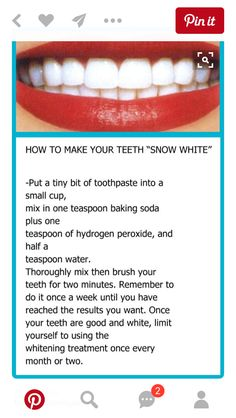 Teeth cleaner