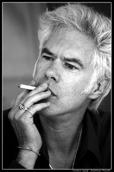 Jim Jarmusch - American independent film director, screenwriter, actor, producer, editor and composer.