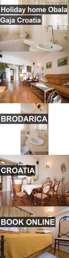 Hotel Holiday home Obala Gaja Croatia in Brodarica, Croatia. For more information, photos, reviews and best prices please follow the link. #Croatia #Brodarica #HolidayhomeObalaGajaCroatia #hotel #travel #vacation