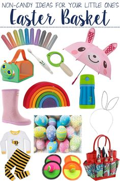 Easter basket stuffers ideas for kids under 10 pinterest easter basket gift guide negle Images