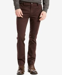 cee2de449467c2 LEVI S Levi s® Men s 511 Slim Fit Stretch Hybrid Trousers.  levis  cloth    jeans