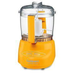 Cuisinart Mini Chopper in Orange.