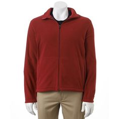 Red Arctic Fleece Jacket 🎉 HP - Men's Style Party 03/27/17 🎉 Brand New | Never Worn | Still Has Tags | 2 Pockets In Front | Really Warm | Foldable Neckline | Deep Red Color | 🚫 Trades | More 📷 Upon Request | Feel Free To Ask Questions 🙋| Bundles Are Welcomed❤️| Tek Gear Jackets & Coats Performance Jackets