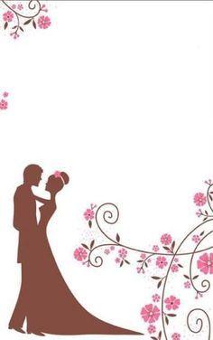 Gilda e Marcelo Wedding Invitation Background, Wedding Invitation Templates, Invitation Cards, Wedding Invitations, Wedding Clip, Dream Wedding, Disney Frames, Wedding Cards Handmade, Creative Background