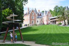 Amboise, France - Leonardo da Vinci's home - yeah, REALLY!