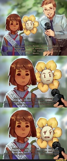 Frisk, uh...are you gonna move? You, uh, you're kinda freaking me out kid