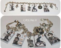 #Kuroshitsuja - The #blackbutler bracelet