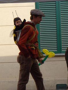 Costume da ape per neonati  Autrice: Elena
