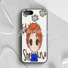 Ed Sheeran Black And White iPhone 5|5S|SE Case | armeyla.com