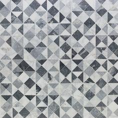 22.50 a sq ft Krista Watterworth Kiss Marble Tile | Tilebar.com