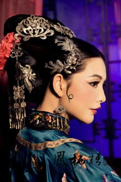 Learn All About Chinese Fashion - Stylishwife Traditional Fashion, Traditional Dresses, Traditional Chinese, Asian Style, Chinese Style, Chinese Hair, Foto Fantasy, Style Chinois, Arte Fashion