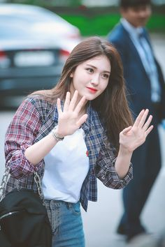 Pin Image by Best Traveling Kpop Girl Groups, Korean Girl Groups, Kpop Girls, Kim Sejeong, Jeon Somi, Girls Dpz, Korean Beauty, South Korean Girls, My Idol