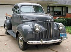倫☜♥☞倫   1948 Studebaker Pickup   *.♡♥♡♥Love★it