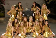 LSU Golden Girls- always the best , through many varying seasons of our beloved LSU!