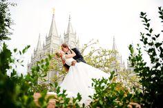 S.W. Portraits-SLC Temple Wedding Photography