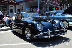 Seal Beach Car Show