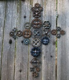 diy outdoor projects | DIY Recycled Outdoor Decor | outdoortheme.com