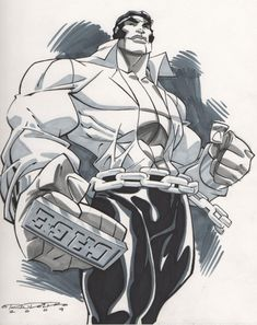 Luke Cage - Powerman//Khary Randolph/R/ Comic Art Community GALLERY OF COMIC ART