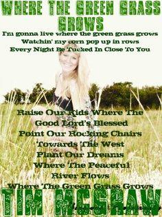 country music #Tim Mcgraw