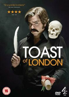 Toast of London [DVD] DVD ~ Matt Berry, http://www.amazon.co.uk/dp/B00ELTS4OU/ref=cm_sw_r_pi_dp_0GPBtb1RP0WJS