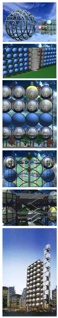 Casa Bola By Eduardo Longo-Casa Bola Apartment Concept-Eduardo Longo's Idea 01   Designalmic