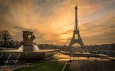 Sunrise at Trocadero by SandeepMathur #architecture #building #architexture #city #buildings #skyscraper #urban #design #minimal #cities #town #street #art #arts #architecturelovers #abstract #photooftheday #amazing #picoftheday