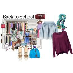 """""""Back to School"""" by hartantinora on Polyvore"""
