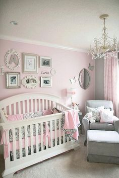 Nursery Room Ideas for Baby Girl - Best Paint for Interior Walls Check more at http://www.chulaniphotography.com/nursery-room-ideas-for-baby-girl/