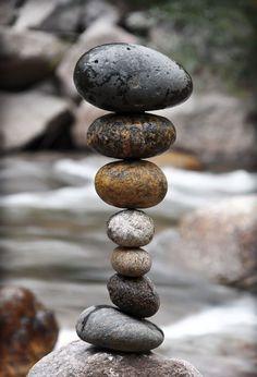 Perfectly Balanced Stones