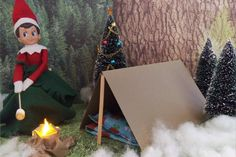 Elf on the Shelf Ideas | organizedCHAOSonline