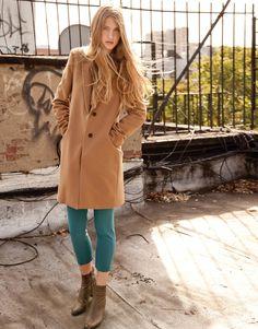Camel coat (T. Babaton Ryan)