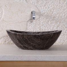 Doris Vessel Sink | Overstock.com Shopping - Great Deals on VIRTU Bathroom Sinks