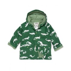 Later Alligator Raincoat by Hatley