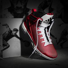 new arrival 94559 20d90 Derrick Rose Has New adidas Sneakers for Home and Away Games D Rose 6,  Derrick