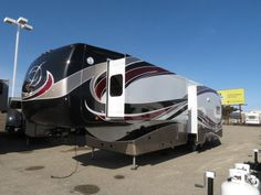 30 best 5th wheel campers images 5th wheel camper motorhome rh pinterest com