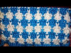 Easy Two Color Kniting Pattern No.21(Box design)| Hindi - YouTube