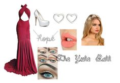 """""""The yule ball"""" by nathalycastrejon on Polyvore"""