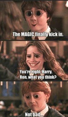 ee lte 322 pm a harry potter funny memes the magic finally, size: 500 x 500 px, source: pics. Harry Potter Tumblr, Photo Harry Potter, Harry Potter Mems, Harry Potter Funny Pictures, Art Harry Potter, Harry Potter Pictures, Harry Potter Aesthetic, Harry Potter Universal, Harry Potter Fandom