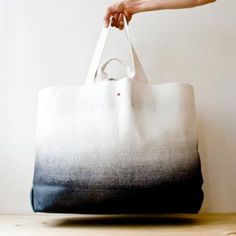 Teddyfish - Canvas tote large