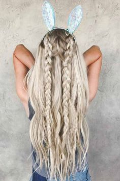 02 Five Minute Gorgeous and Easy Hairstyle