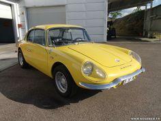 Alpine GT4 Coupe²
