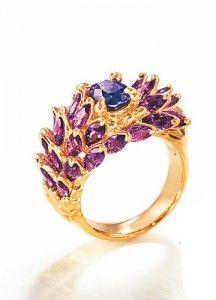 Tasaki Dragonscale Series Ring