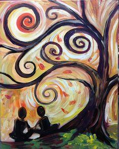 Paint Party Goldsboro NC | Paint & Sip Classes 919-273-8007