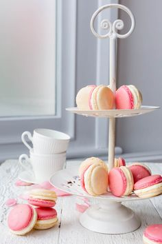 Beautiful Thermomix Macarons. This is the ideal recipe for all of you who have been failing and want to get a successful batch out.