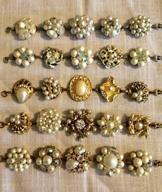 upcycled vintage jewelry - Google Search