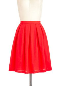 Punch Bowl Perusal Skirt, #ModCloth - I could make so many outfits with this!