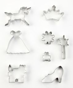 Look what I found on #zulily! Fairy-Tale Cookie Cutter Set #zulilyfinds